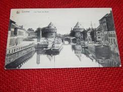 KORTRIJK  -  COURTRAI   -  Torenbroel  -  Les Tours Du Broel   -  1919 - Kortrijk