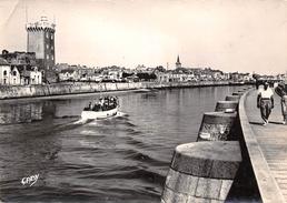 85 - Les Sables- D'Olonne - Le Port - La Tour D'Arundel - Sables D'Olonne