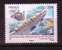 2011-N° 4564** TRAIN DES PIGNES - France