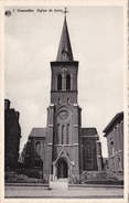 BELGIQUE BELGIE  COURCELLES Église De Sarty - Courcelles