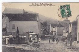 La Haute-Saône Illustrée  - Noidans-les-Vesoul - Rue De La Fontaine - Other Municipalities