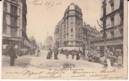 Dep  75 - Paris -  Montmartre - Rue Custine  - Carte Avant 1904   : Achat Immédiat - Frankrijk