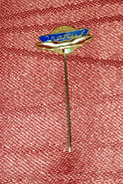 IKARUS, HUNGARY, MAGYARORSZAG- ORIGINAL RARE VINTAGE ENAMEL PIN BADGE - Badges