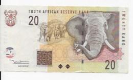 20 RANDS,South African - Afrique Du Sud