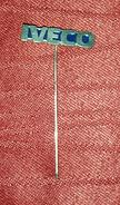 IVECO, FIAT- ORIGINAL VINTAGE PIN BADGE - Badges