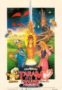 CPM Cinéma Walt Disney TARAM ET LE CHAUDRON MAGIQUE CPS 081 - Affiches Sur Carte