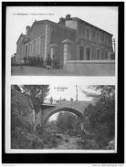 D  03 10 (ct COUIZA) Au Premier Enchérisseur, Antugnac,école Et Mairie, Le Pont. - Unclassified