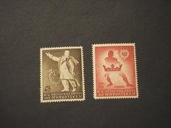 CROAZIA - 1942 PATRIOTI  2 VALORI - NUOVI(+) - Croazia