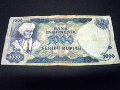 INDONESIE 1000 Rupiah 1975 , Pick N° 113 A , INDONESIA - Indonesia