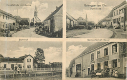 GRUSS  SCHOPPERTEN - Autres Communes