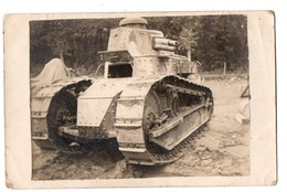 MILITARIA . CHAR RENAULT FT 17 . GUERRE 1914/1918 - Réf. N°845 - - Material