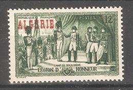 French Algeria 1954,Legion,Sc 260,VF MNH** - Algeria (1924-1962)