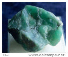 Roh Smaragd 43,70 Carat ! Brasilien ! Roh Smaragd ! Emerald Brasil !,see Scan - Emerald