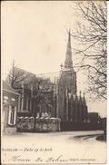 SCHILDE:  Zicht Op De Kerk - Schilde