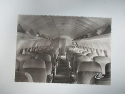 CPA PHOTO AVION LOCKHEED  CONSTELLATION VUE INTÉRIEURE - 1946-....: Era Moderna