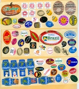 Lot De 66 étiquettes Fruits (labels) - Fruits & Vegetables