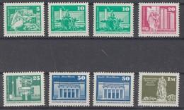DDR Lot Rollenmarken Mit Nr. Minr.1868,2x 1869,2022,2x 1948,1968 Postfrisch - Briefmarken