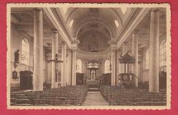 Farciennes - Intérieur De L'Eglise - 1939 ( Voir Verso ) - Farciennes