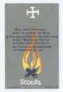 SCOUT PIEUSE - DOS VISIBLE  -C87 - Imágenes Religiosas