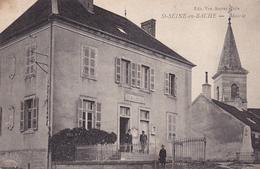 SAINT SEINE EN BACHE -Mairie - France