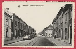 Courcelles - Rue Emile Vandervelde .... Oldtimer ( Voir Verso ) - Courcelles
