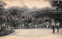 (75) Bois De Boulogne - Pavillon De La Cascade - Arrondissement: 16
