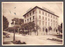 1954 MONTECATINI LIDO PALACE HOTEL FG V  SEE 2 SCANS TARGHETTA TERME - Italia