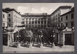 1954 MONTECATINI TERME CAFFE' GAMBRINUS FG V  SEE 2 SCANS ORCHESTRA AZZURRA - Italia