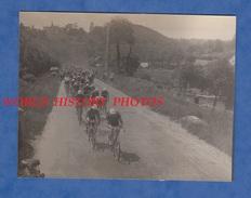 Photo Ancienne - Cote De La Chevallerai - Entre Granville & Avranches - 2ème étape CAEN / DINAN - Tour De France 1931 - Frankreich
