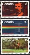 Canada N° 495 - 497 ** - Ungebraucht