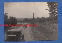 Photo Ancienne - Descente Aprés AVRANCHES , Au Fond Le Mont Saint Michel - 2ème étape CAEN / DINAN - Tour De France 1931 - Frankreich