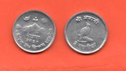 NEPAL -  2 Paisa  KM801 - Népal