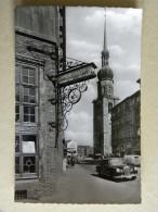 CPSM - Allemagne  - Dortmund -  Am Alten Markt Mit Blick Auf Reinoldikirche - Voiture Mercedes - Dortmund
