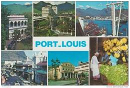 (MAU2) MAURITIUS. ILE MAURICE. PORT LOUIS - Mauritius