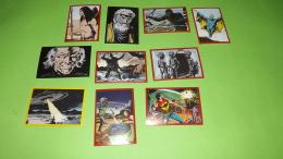 ZAGOR  10 Figurine Diverse-80,81,82,83,84,85,86,87,88,89-panini 2016 - Panini