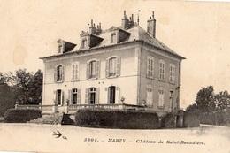 MARZY CHATEAU DE SAINT-BEAUDIERE - Frankreich