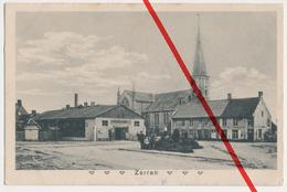 PostCard - Zarren - Kriegs-Kino - Ca. 1915 - Kortemark