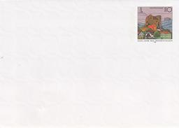 Bund, Umschlag USo1 Ungebraucht (br0003) - Enveloppes - Neuves