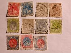 Pays-Bas  1900-29  LOT # 18 - 1891-1948 (Wilhelmine)