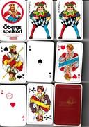 BARAJA POKER, PLAYING CARDS DECK, DE VASA MUSEET - Barajas De Naipe