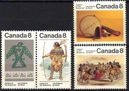 Canada N° 561 - 564 ** - Ungebraucht