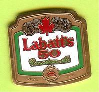 Pin's Bière Labatt's 50 - 3J10 - Bière