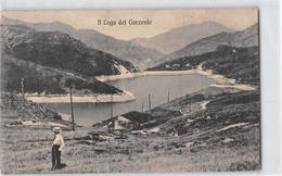 12904 01  GENOVA LAGO DI GORZENTE - Genova