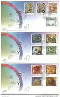 Greece / Grece / Grecia / Griechenland 2007 Zodiac FDC - Astrologia