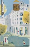 TC-PUBLIC-°120U-F1315C-OB2--02/04-LA VILLE 3--UTILISE-TBE- - France