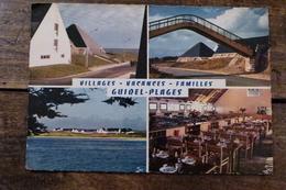 56, GUIDEL, VILLAGES VACANCES FAMILLES, VVF, MULTIVUES De 1967 - Guidel