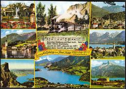Austria Vöcklabruck 1993 / Trains / Railway / Music / Film / Eisenbahn Zwischen Salzburg Und Bad Ischl - Eisenbahnen