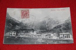 Forno Alpi Grazie  Torino 1908 - Italia