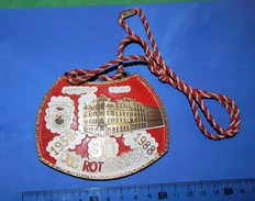 Huge ''Schutz'' Medal: HANDELSHOF - Villes