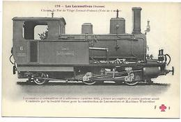 TRAIN - LES LOCOMOTIVES (SUISSE) - Locomotive à Crémaillère Et à Adhérence - Trenes